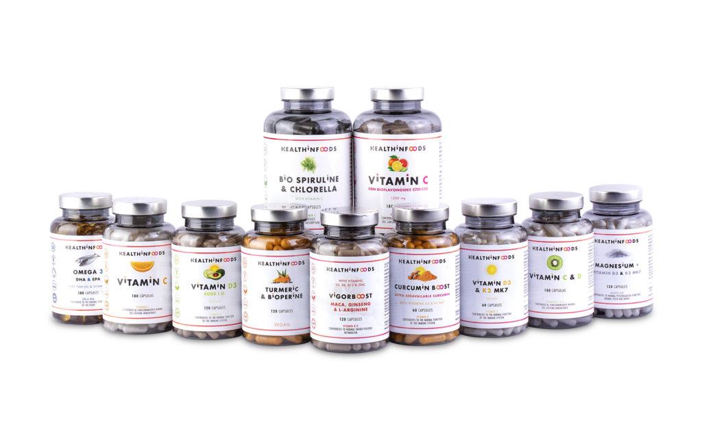 Healthinfoods | DE Complementos Nutricionales | Envío Gratis 8M1A5146
