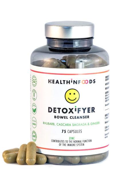 Healthinfoods | Complementos Nutricionales | Envío Gratis detoxifyer pasti 2500